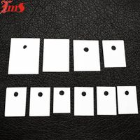 Silicon Nitride High Alumina Ceramic Heat Sink Ceramic Sheet