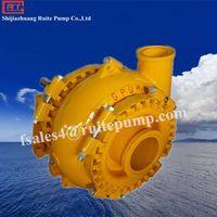 Anti-Abrasive Sand Dredging Pump