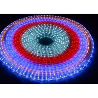 LED Flat 4-wire rope light