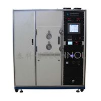 ZHD400 PVD Vacuum Metalizing Machine Thin Film Deposition System Coater for Laboratory