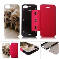 Best quality 3 in 1 leather combo mobile phone case for iPhone5