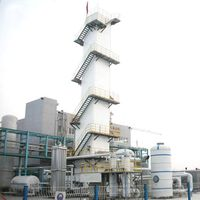 Cryogenic oxygen gas production Air Gas Separation Plant Cryogenic Air Separation Oxygen Plant thumbnail image