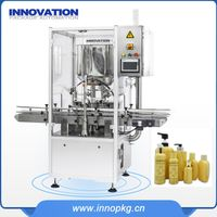 Automatic lotion round bottle filling machine thumbnail image