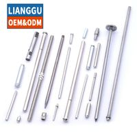 Customized Stainless Steel Accessory Shaft Position Pin shaft Knurled Threaded Dowel Pin thumbnail image