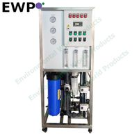 1200-20000GPD Water Filtration for Tap Water LPRO-B16 series RO Systems