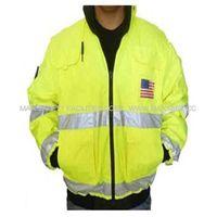 Safety Reflective Clothing-Safety Jacket (J8802)