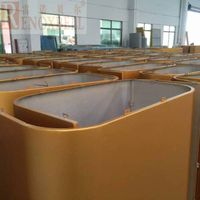 Metal Aluminum Panel for Architectural Decoration