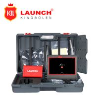 LAUNCH X431 V+ Heavy Duty Truck Diagnostic Tool HD Scanner Based On Android Computer&Adatpers Box fo thumbnail image