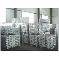 High quality pure zinc ingot 99.99% 99.995%