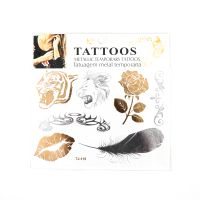 Metallic Tattoo Sticker thumbnail image