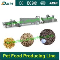 Pet chew linesnacks processing /extruder machine