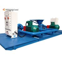 Mud Mixing Pump used in oil and gas drilling