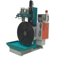 MLTOR pellet ring die double spindle CNC drilling machine