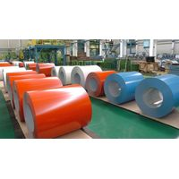 PPGI multi-color prepainted galvanized steel coils