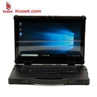 "Rugged Laptop Tablet PC Windows 7 10 Waterproof Desktop Computer Intel i5 8250U 14"" 8G RAM 128GB"