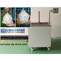 hot water dip shrink tank multepak