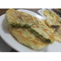 Chinese Frozen Dim Sum Chinese Pie Pastry Pancake Red Bean Paste thumbnail image