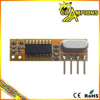 cheap produce made in china 433mhz rf receiver moudle