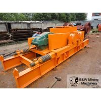 Low Cost Double Roll Crusher