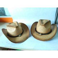 cowboy summer outdoor straw hat thumbnail image