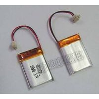 wally supper LI-POLYMER BATTERY