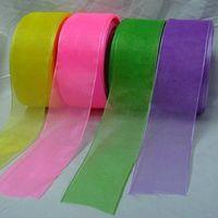 Soft Sheer Organza Ribbon thumbnail image