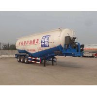 XHS9401GFL type Transport Semi-trailer for Low Density Powder Material