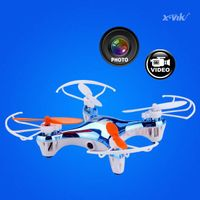 x-viki F803C Headless Mode 2.4G 4CH 6 Axis RC Quadcopter with camera