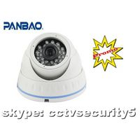 cctv IR dome camera with adjustable 2.8-12mm lens