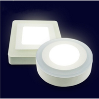TWO colors LED panel Light