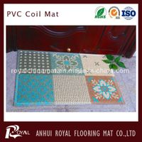 Non Slip Swimming Pool PVC Floor Coil Mat