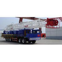 XJ550 workover rig