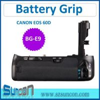 BG-E9 Digital Camera Battery Grip for For CANON EOS 60D