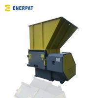 Enerpat wire copper shaft shredder machine /crusher machine