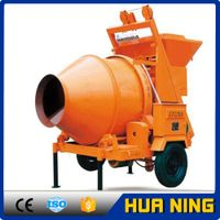 JZC series Self loading Drum 350L 1 yard Concrete Mixer Machine for Sale