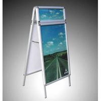 Advertising poster stand thumbnail image