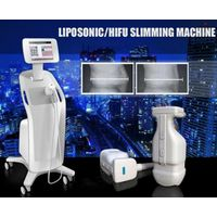 liposonic Lipo hifu slimming beauty machine hifu liposonic