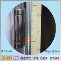 LED Magnetic Digital Level Gage System