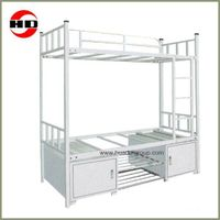Hot sale bunk bed with locker thumbnail image