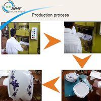 Melamine glazing powder white powder melamine glaze powder CAS 108-78-1 thumbnail image