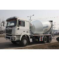 SHACMAN Concrete mixer truck 10m³