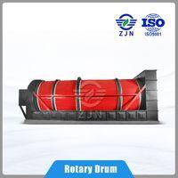 ZJN Series rotary harrow rolling triple level multi-loop dryer for Sewage Sludge Drying thumbnail image