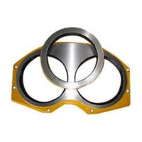 Construction Machinery Spare Parts Concrete Pump Spare Parts Wear Plate and Cutting Ring thumbnail image