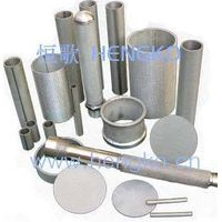Multi-Layer Sintered Mesh for Filter