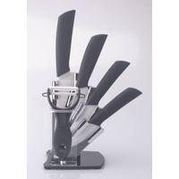 Ceramic knife set,including 3 4 5 6 inch