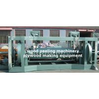 Log Spindle Veneer  Peeling Machinery