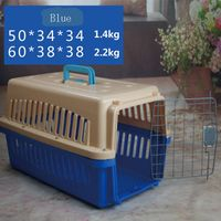 Plastic Pet  Travel Suitcas Pet Carrier