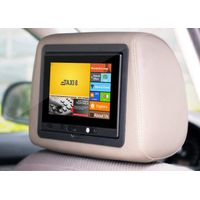 "Taxi Car 7""-10"" advertising player tablet pc embedded in headrest"
