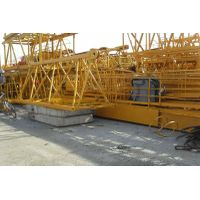 Potain 12 ton tower crane