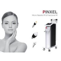 2014 Best Matrix RF and Microneedle frational RF beauty machine / rejuvenation machine rf fractional